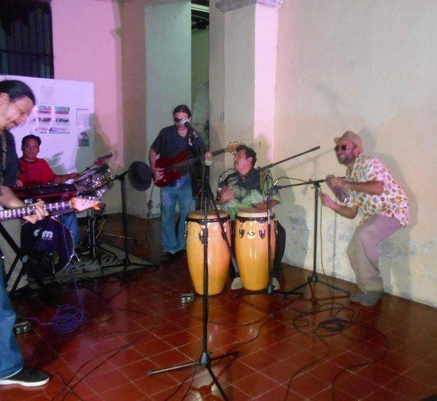 Clausuraron el evento con el sabor de sus ritmos latinocaribeños.