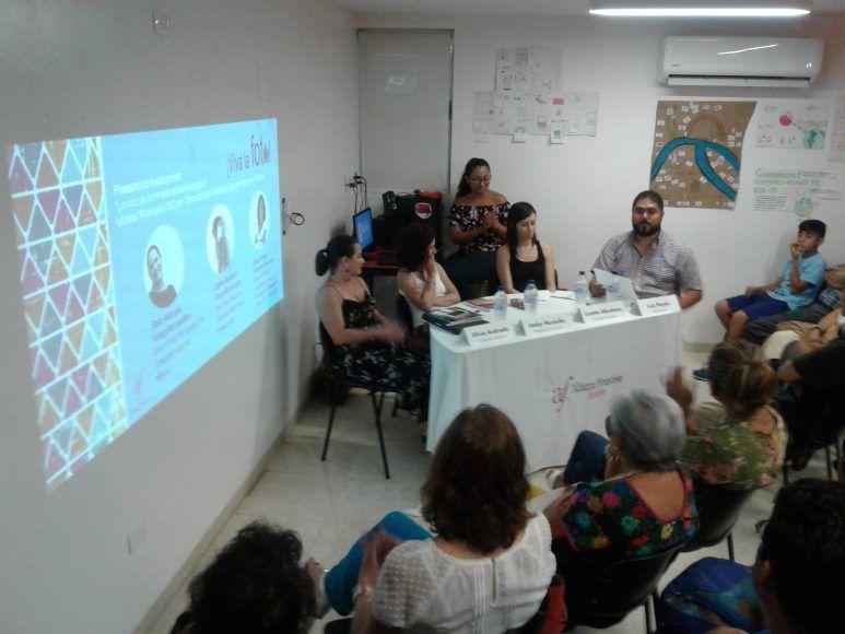 Cecilia Ricardez y Luis Payán son parte de ¡Viva la foto!