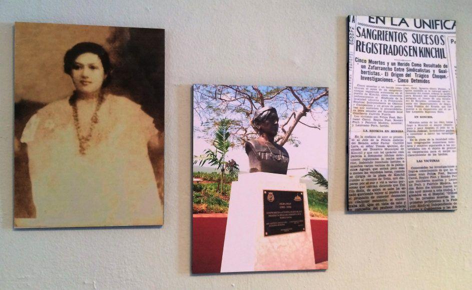 Felipa Poot, luchadora social de origen maya