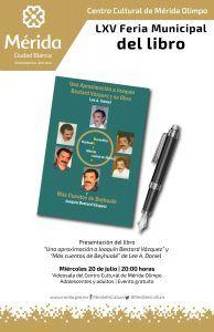 Presentarán libro sobre Joaquín Bestard Vázquez