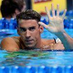 Un triunfo más de Phelps
