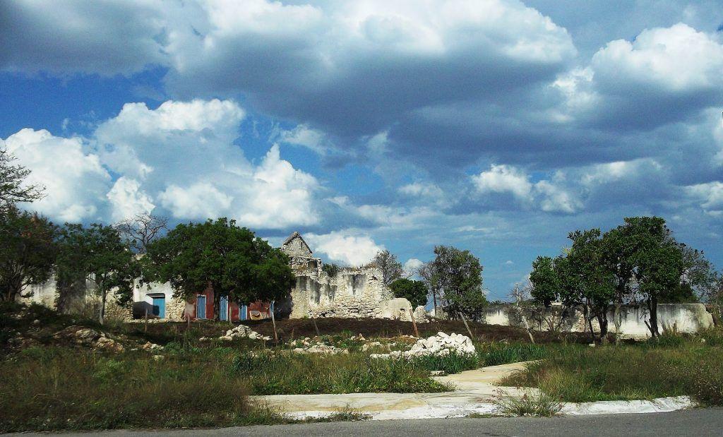 Opichén, Yucatán.
