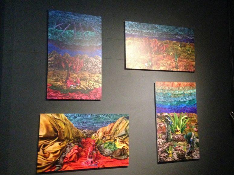 Algunas de las fotos de Lizette Abraham a la venta