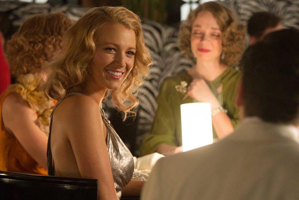 Blake Lively en una escena de la película