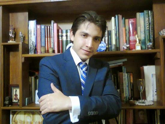 El periodista e intelectual José Miguel Rosado Pat
