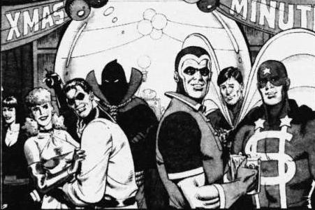La Vida Es Una Maldita Cara Feliz Watchmen Revista Soma