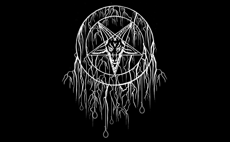 illegible black metal logo - photo #26