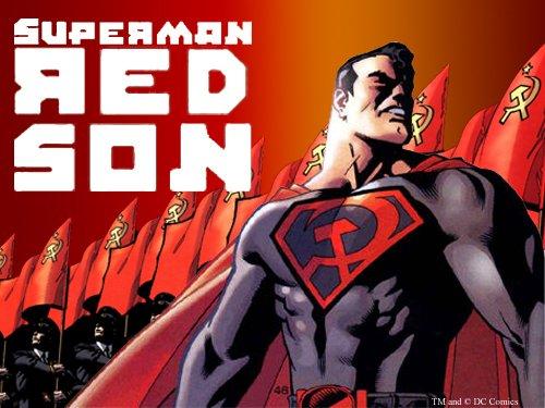 Resultado de imagen para superman red son